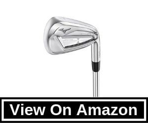 Mizuno JPX919 Hot Metal Golf Iron Set