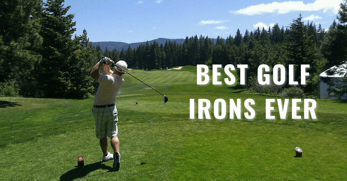BEST GOLF IRONS EVER