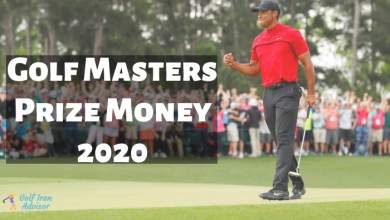 Photo of Golf Masters Prize Money 2020