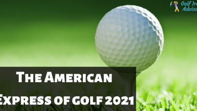 Photo of The American Express of golf 2021