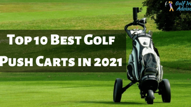 Photo of Top 10 Best Golf Push Carts in 2021