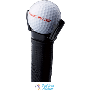 Nickel Putter Golf Ball Pick-Up – Search and Rescue Golf Ball Retriever