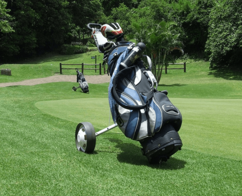 Best Golf Bags with Coolers