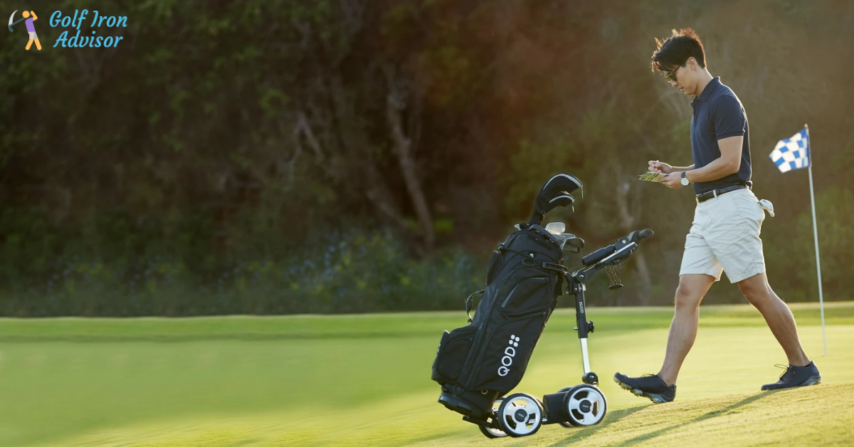 Best Golf Push Carts Golf Digest