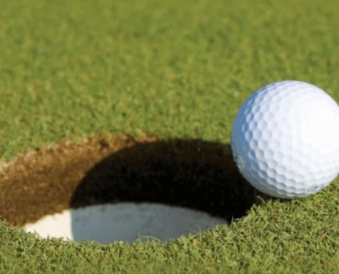 How to Put Spin on Golf Ball