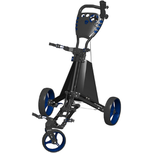 Spin It Golf – Easy Drive Push Cart