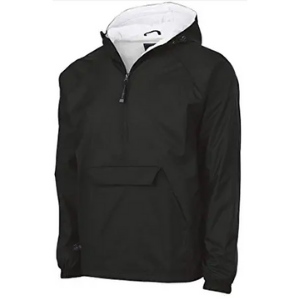 Charles River Apparel Wind & Water – Resistant Pullover Rain Jacket