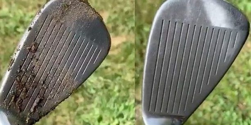 Clean Golf Clubs Rust