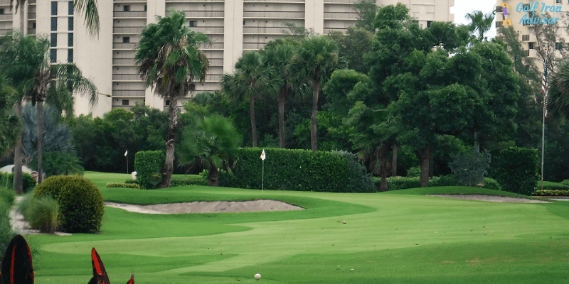 How Many Golf Courses in Florida